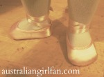 australian girl doll ballet shoes